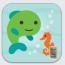 Sago Mini swim icon