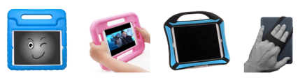 Cases with handles for iPad