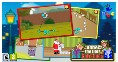 Christmas Connect the Dots Android pic1