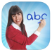 The TV teacher icon