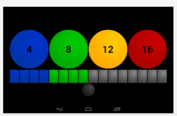 Visual time timer android pic2