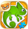 123 Kids Fun Paper Puzzle Game icon
