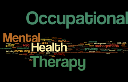 OT Mental health wordle