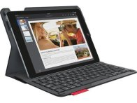 Logitech case with keyboard for iPad Air 2
