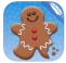 Cookie doodle icon ios