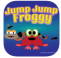 Jump jump froggy icon ios
