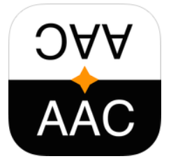 Flip Writer AAC icon