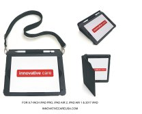 Innovative care 9.7 case with strap