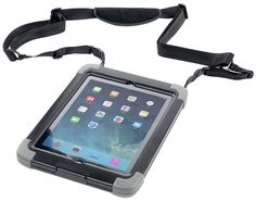 iPad case with strap 2
