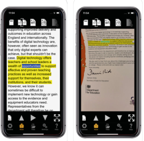 KNFB Reader 3.0 app