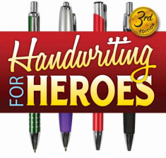 Hanwriting for Heroes image